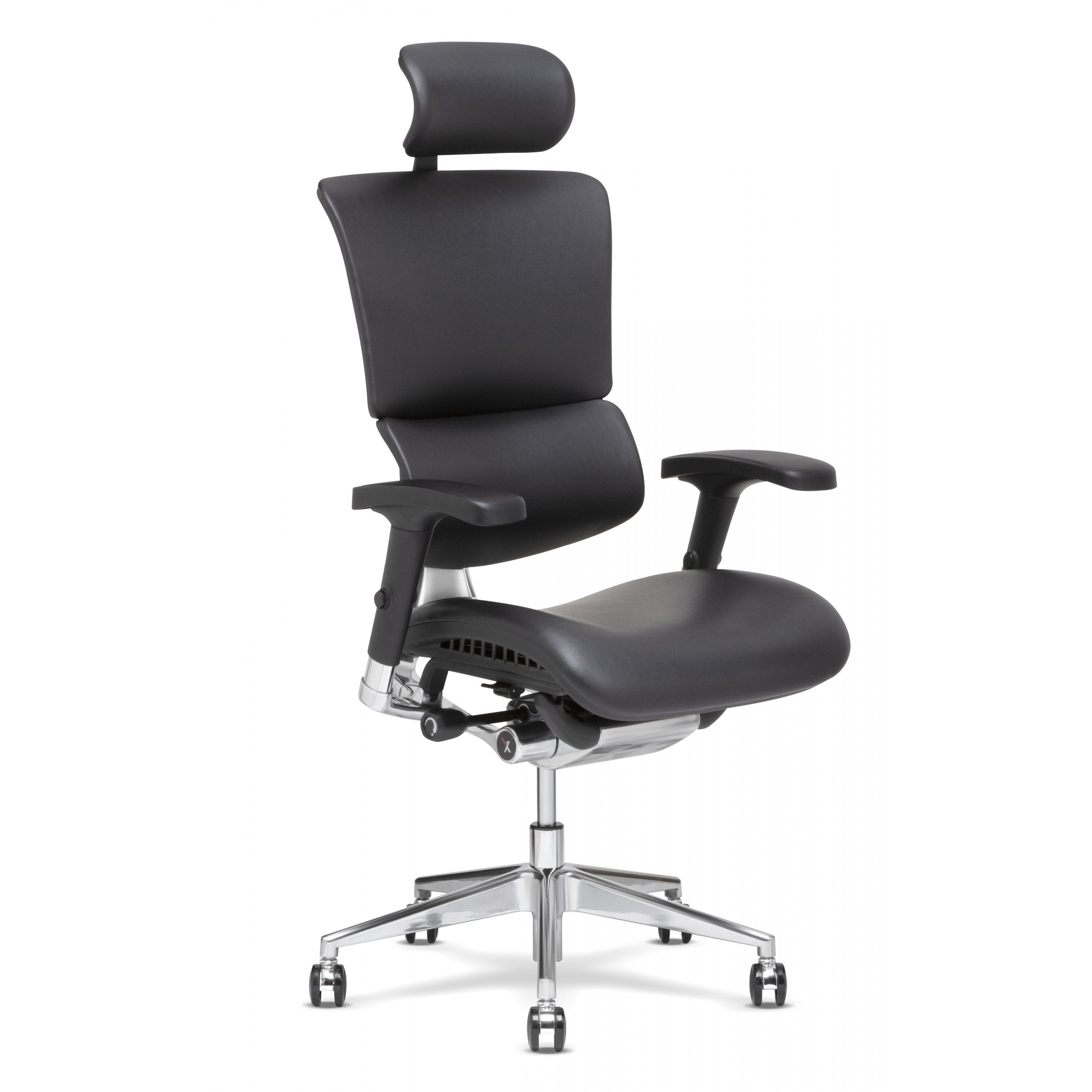 X4 Leather Executive Chair 21st Century Task Seating