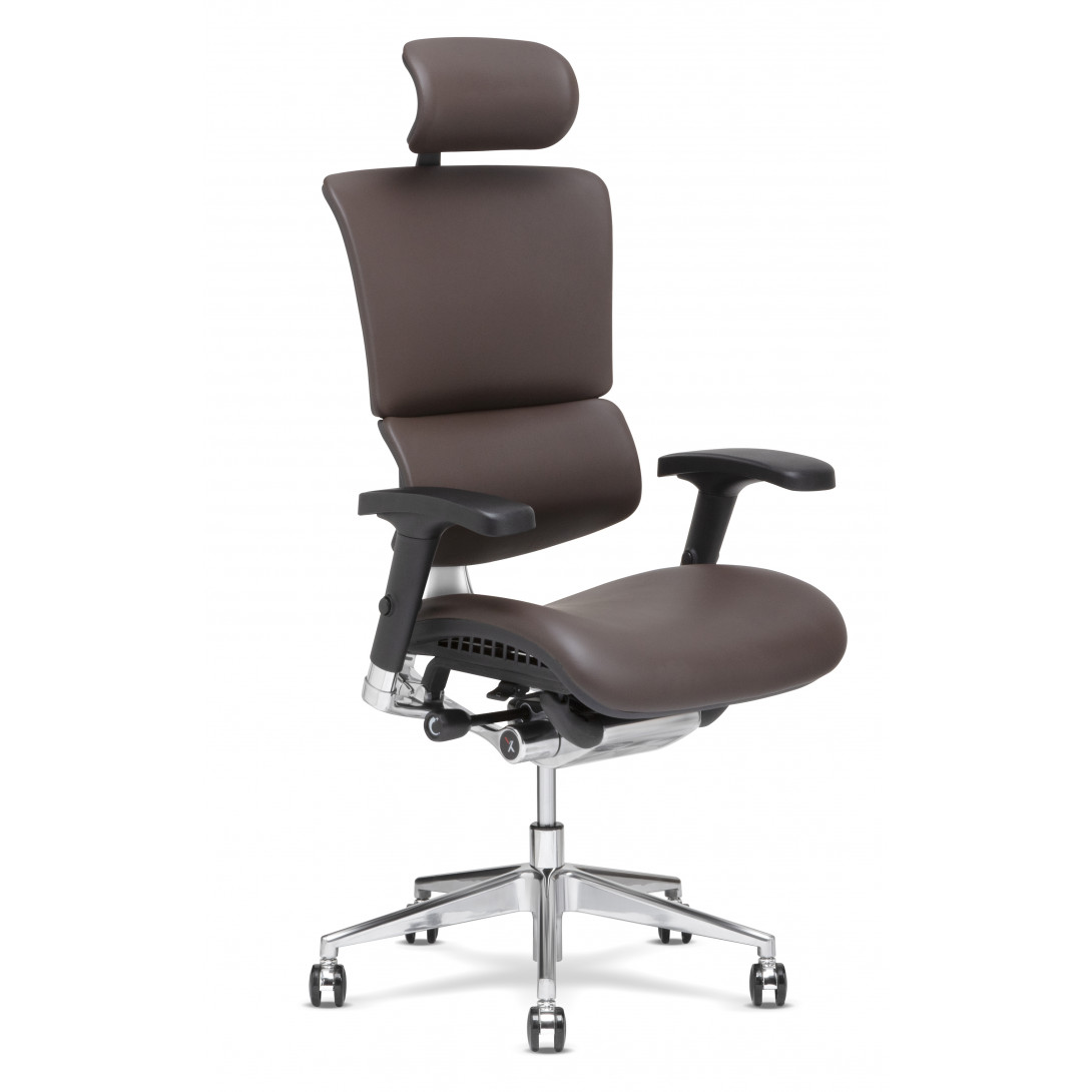 X4 Leather Executive Office Chair