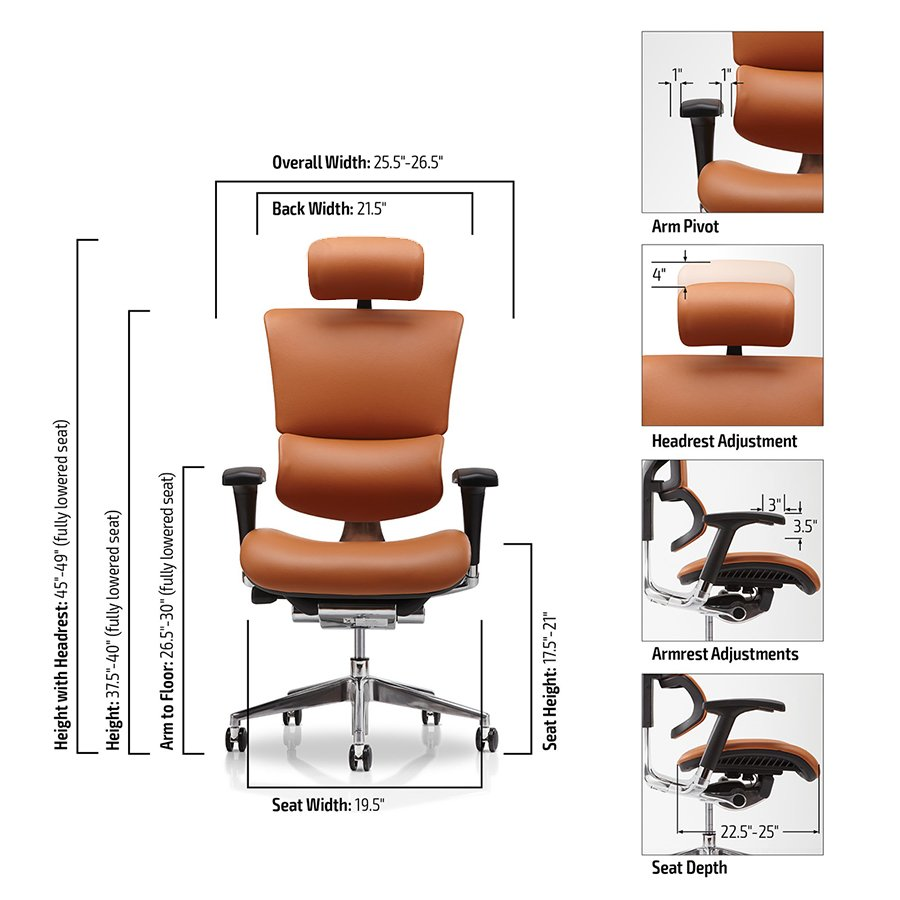 X 185 Task Chair 21st Century Task Seating