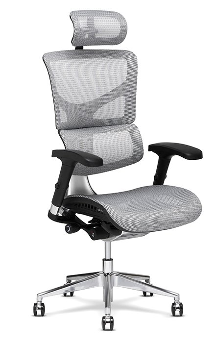 X4 Leather Executive Chair | 21st Century Task Seating